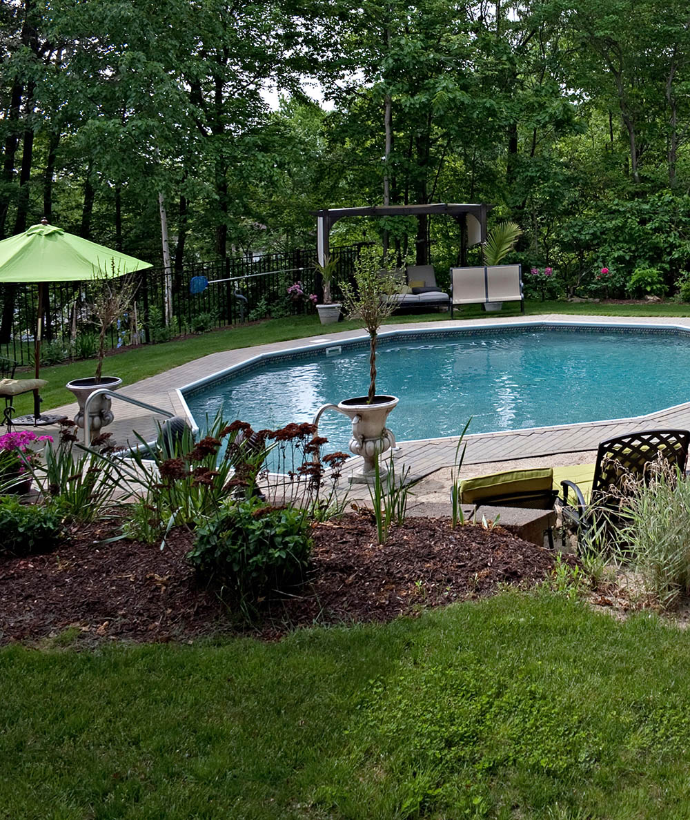 Code requirements for pools